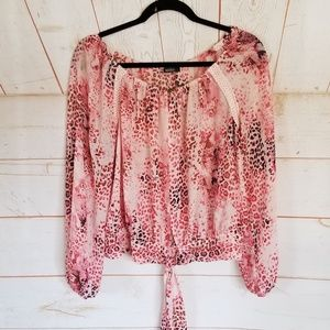 XOXO BLOUSE LIGHT SUMMER WEAR Med